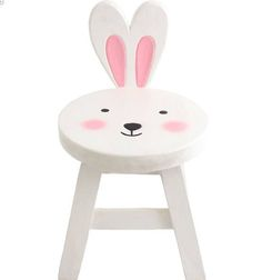 Childs Bunny Stool