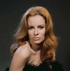 Italian actress Luciana Paluzzi, who plays the character of Fiona Volpe in the James Bond film 'Thunderball', posed circa Get premium, high resolution news photos at Getty Images James Bond Images, James Bond Women, Italian Women, Italian Beauty, Style James Bond, Luciana Paluzzi, James Bond Movies, Italian Actress, Old Hollywood Glamour