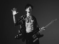 Standing out: Guitarist Miyavi explores the feeling of being different on his new album,