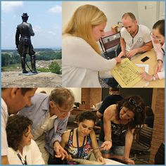WEEKLONG SEMINARS FOR K–12 TEACHERS, SCHOOL LIBRARIANS, NATIONAL PARK SERVICE INTERPRETERS, AND MUSEUM EDUCATORS