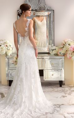 It doesn't feel perfect yet, but it is still a beauty.. Luxurious Essense of Australia Wedding Dresses 2014 Collection Part I