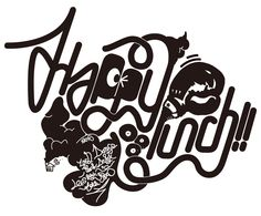 HappyPunch!!  One Point Tee Logo!!