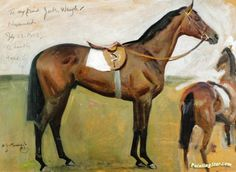 A Humble Horse Artwork By Sir Alfred James Munnings Oil Painting & Art Prints On Canvas For Sale Horse Drawings, Animal Drawings, Drawing Animals, Horse Artwork, Horse Paintings, Alfred Munnings, Irish Painters, Colored Pencil Artwork, Prince