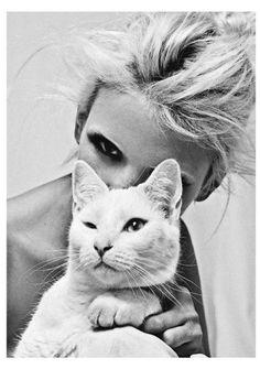 Kitty wink.