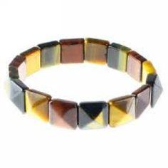 Multi Stone Color Bracelets