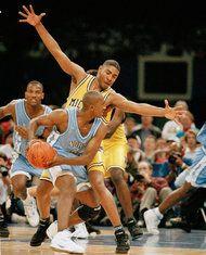 Final Four — Chris Webber's Mistake Relegated North Carolina Guard to Asterisk Status - NYTimes.com