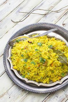 Pulao Recipe (Indian Rice Pilaf) - Indiaphile