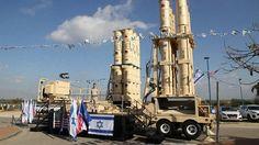 Israel estreia novo sistema de defesa anti-míssil: Funda de David