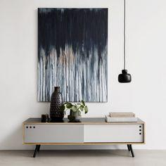 WOUD  Geyma電視櫃- 寬140 x 深42 x 高42 cm