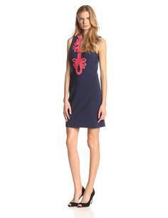Janice Sleeveless Shift Dress by Lilly Pulitzer