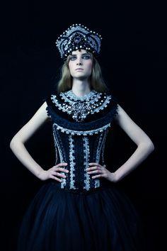 Fashion , Costume by Waleria Tokarzewska -Karaszewicz www.facebook.com/tokarzewska