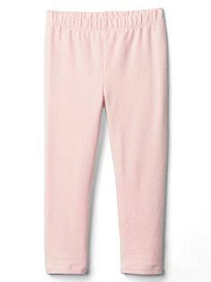 Soft terry leggings
