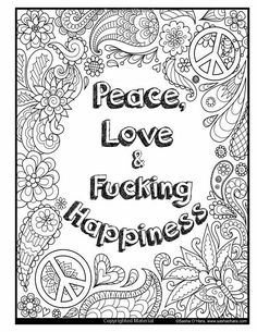 112 Best Quote Coloring Pages For Adults Images Coloring Books
