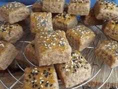 Kipróbált és bevált receptek ...: Teljes kiőrlésű pogácsa Muffin, Paleo, Breakfast, Recipes, Food, New Years Eve, Morning Coffee, Recipies, Essen