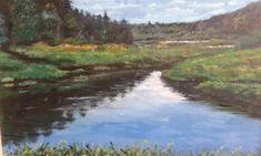 Fotka v albu obrazy - Fotky Google Enjoy It, Golf Courses, River, Mountains, Landscape, Portrait, Google, Artwork, Nature