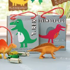 Party Ark's 'Meri Meri Dinosaur Paper Party Bags'