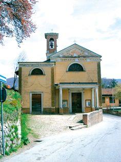 Chiesa della Beata Vergine del Rosario a Cunardo