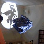 Unwieldy LEGO Sculptures Reveal a Multitiude of Hidden Shadow Designs
