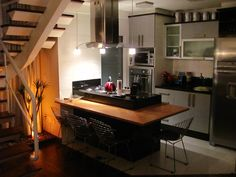 bancada cozinha americana - Pesquisa Google
