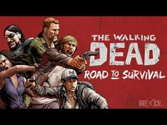 The Walking Dead Road to Survival Mod apk - Android GamePlay