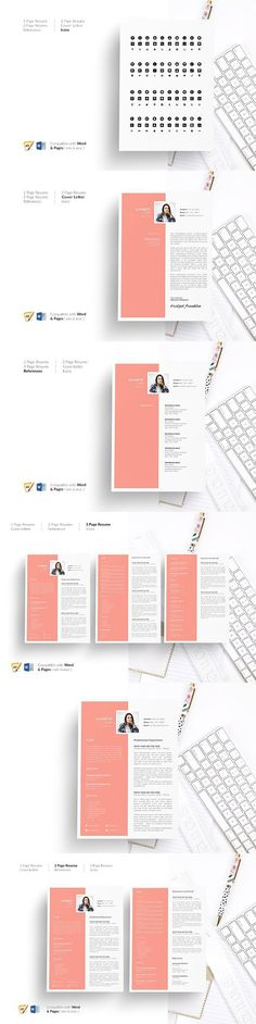 Resume Professional Resume Templates Pinterest Professional - resume 5 pages