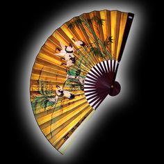 Web Page Under Construction Ninja Gear, Large Fan, Bamboo Garden, Hand Fans, Under Construction, Flirting, Garden Design, Wall, Hand Fan