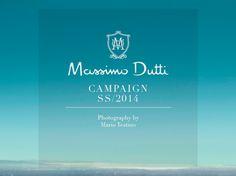 Massimo Dutti   Spring Summer 2014 Campaign by Mario Testino
