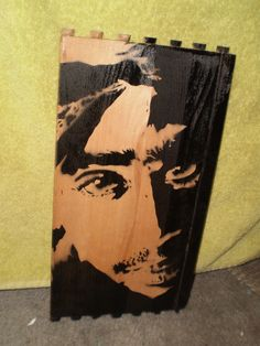 TuPac by AlexColejr on Etsy, $13.99