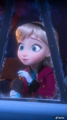 Princesses Elsa and Anna'👑