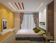 Gyproc #falseceilings are the perfect way to give your home a fresh new look. Visit www.gyproc.in