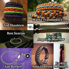 #MondayMedley February 8, 2016. We have such talented fans! #paracord #paracordlove