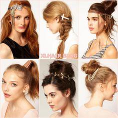 XL HAIR: VISTE TU CABELLO CON ESTILO! complementos para tener un cabello a la moda