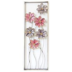Pink frangipani flowers liked on polyvore featuring home home flower stem wall art pink 70 liked on polyvore featuring home mightylinksfo Image collections