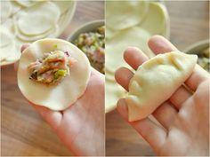 S vášní pro jídlo: Japonské knedlíčky gyoza z vepřovým