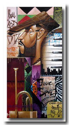 Frank Morrison Cutest Kidz Collection | Frank Morrison — Urban Jazz