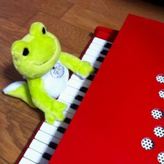 Pickles on Pinterest | Frogs, Plush and Tissue Box Covers