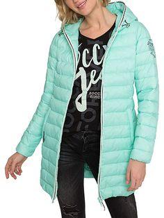 SOCCX - 129.95 - 4.4 von 5 Sternen - Frühlingsjacke Jackets, Fashion, Back Stitch, Women's, Down Jackets, Moda, Fashion Styles, Fashion Illustrations, Jacket