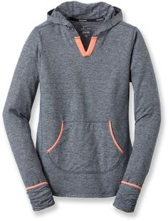 Offiziell Reebok Elements French Terry Full Zip Hoodie Per