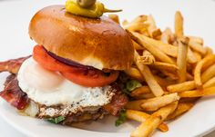 On The Hill - Fresh brunch, lunch, dinner cafe in Hampden Bmore - primarily brunch, burritos, sandwiches, make your own burgers