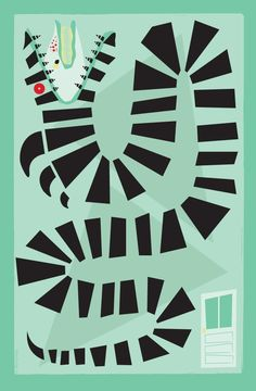 Sandworm high quality PRINT by MikeOncley on Etsy, $22.00