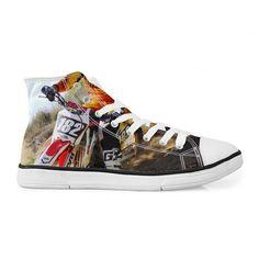 Motocross X-Treme Canvas Shoes