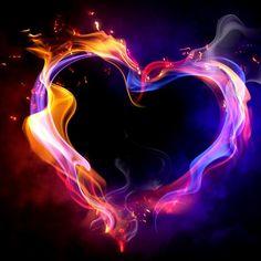 Fire Heart of Love Wallpaper Heart In Nature, Heart Art, Nature 3d, Heart Canvas, Heart Wallpaper, Love Wallpaper, Wallpaper Wallpapers, Desktop Backgrounds, Hd Desktop
