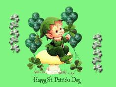 St. Patrick's Day-Elf