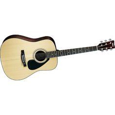 Yamaha FD01S Acoustic Folk Guitar Natural