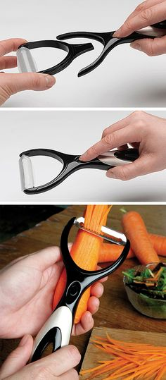 Three in one peeler #product_design