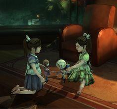 Bioshock little sisters