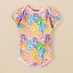newborn - Care Bears bodysuit | Children's Clothing | Kids Clothes | The Children's Place