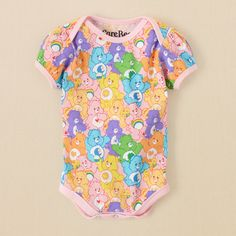 newborn - Care Bears bodysuit | Children's Clothing | Kids Clothes | The Children's Place