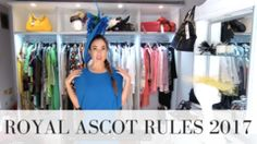 Royal ascot 2017 style guide and outfit ideas