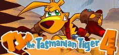 TIL TY the Tasmanian Tiger is being remastered for PC